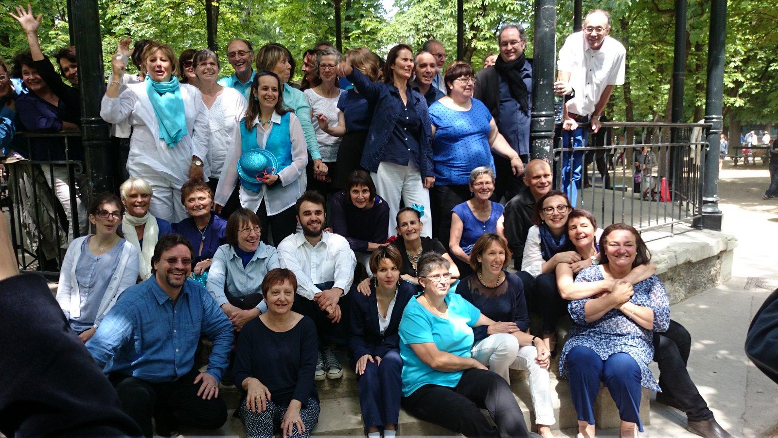 Jardin du Luxembourg Paris - 22 mai 2016