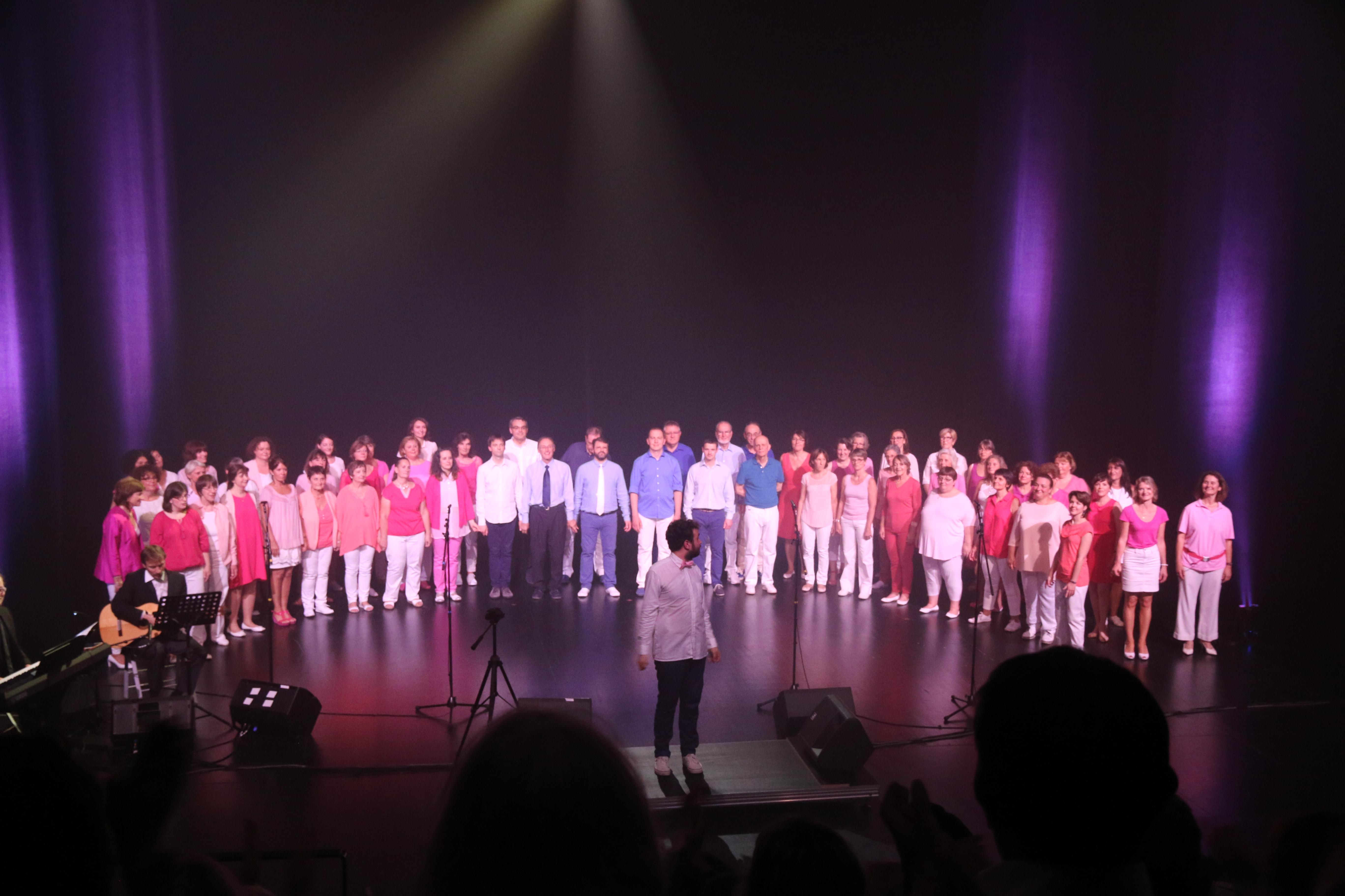 """Concert """"Des gars des filles"""" - 4 juin 2016 - Courbevoie"""