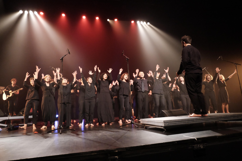 """Concert """"C'est dans ta tête tout ça !"""" octobre 2018 - Courbevoie"""