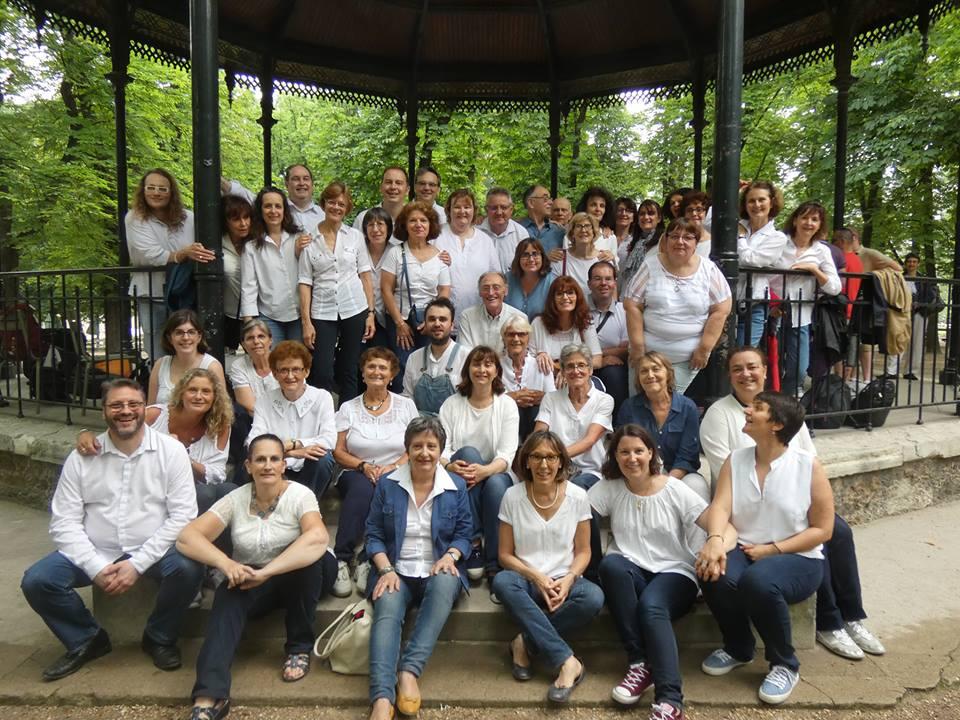 Concert CDC au kiosque du Jardin du Luxembourg 25 mai 2019 - 18h00
