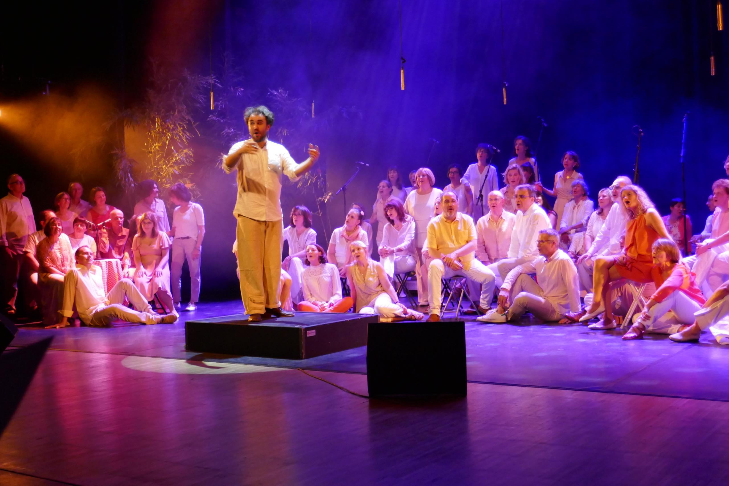 Concert L'appétit du bonheur - Théâtre de la Garenne Colombes 5 mars 2020